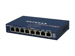 Netgear Gigabit Business Class Switch